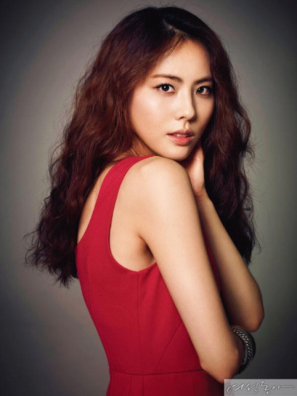 6 韓国語  Park Ji-Yun